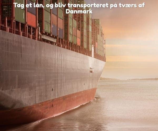 Tag et lån, og bliv transporteret på tværs af Danmark